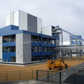 Solvent Extraction Plant - Ineos Champlor France
